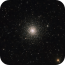 Messier Object 3 (Crop) - 5/3/2010,                                AstroPoverty