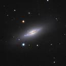 M102 / NGC 5866 - Spindle Galaxy,                                Łukasz Sujka