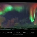 A Full Sky Aurora Over Norway,                                Sebastian Voltmer