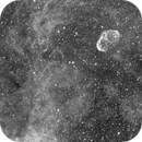 NGC6888 Crescent Nebula,                                Pierre