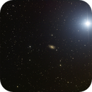 M109 - Spiral Galaxy,                                  Insight Observatory
