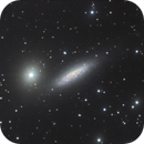 The lonely galaxy NGC 6503 with the 1,20m of the OHP,                                  Dieter333