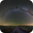 Summer Milky Way panorama with it's gems,                                Dominik Sito