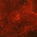 Heart nebula,                                Francesco
