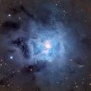 NGC7023 Iris Nebula,                                Mathieu Guinot