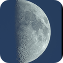 Moon at Sunset,                                Damien Cannane