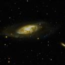Messier 106,                                Alan_Beech