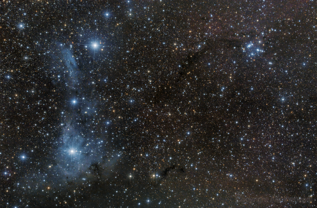 Vdb 14 and 15 in Camelopardalis,                                Richard Sweeney