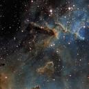 IC 1805 + MEL15 S2HaO3,                                Emilio Zandarin