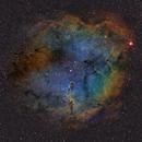 IC1396 in HST palette,                                Gordon Haynes