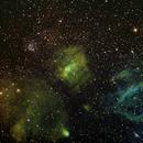 NGC7635 Bubble,                                John Massey