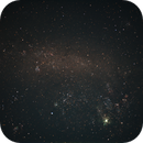 Large Magellanic Cloud and Tarantula Nebula,                                David Wright