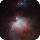 The Orion & Running Man Nebulas,                                Chris