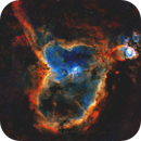 IC1805 & IC1848 - The Heart & Soul Of The Milky Way,                                Jason Wiscovitch