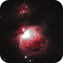 M42: The Orion Nebula (HOO) (2020),                                  Daniel Tackley