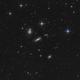 Hickson 44 - Galaxy Quartett in Leo,                    Bernhard Zimmermann