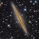 NGC 891 (Diaz, Alemany, Iovene),                                Salvatore Iovene