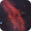 NGC 1499 - Nebulosa California,                                Luis Martinez