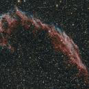 NGC 6992 - Eastern Veil Nebula,                                Ken Sablinsky