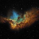 NGC 7380,                                Tim
