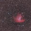 Pacman Nebula NGC 6888,                                Josh Frechem