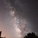 the Milky way,                                Deng Yunwei