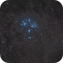 M45 and surrounding dust from Pickett Park,                                Rob Bishop