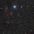 IC 59 & IC 63 (Reflection and Emission Nebulae),                                  Werner Neuhold