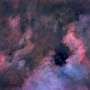 NGC7000 North America nebula + IC5070,                                Dagolaf