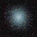 Hercules Globular Cluster (M13),                                JMDean