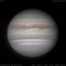 Jupiter - RGB - 2018/03/31 6:38 UTC,                    Ethan & Geo Chappel