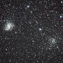 Fireworks Galaxy,                                Dennis Recla