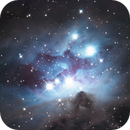Running man nebula (Sh2-279),                    Guillaume Cullet