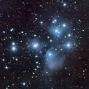 M45 - The Pleiades,                                Eshan Toorabally