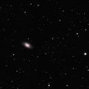Black eye galaxy,                                  MFarq