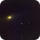 M31 from a beginner,                                William BELLEAU