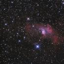NGC 7635 Bubble Nebula,                                  Michael T.
