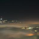 Night over foggy Sarajevo,                                Alan Ćatović
