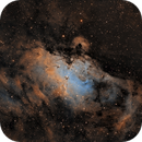 EAGLE NEBULA (M16) , NGC 6611,                                JAIME FELIPE RAMI...