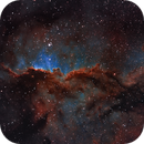 NGC 6188 - The Dragons of Ara,                                Gary Imm
