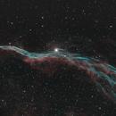 NGC6960 HOO,                                Martin Dufour