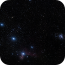 M42 and Orion's belt,                                TwoMikes