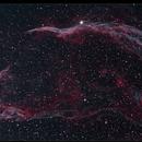 Western Veil Nebula,                                KC