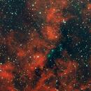 NGC6914 Relection Nebula,                                apophis