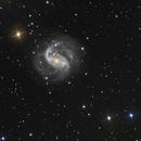 NGC 1672,                                Mark