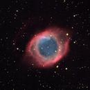 NGC 7293 Helix nebula,                                Alan Coffelt