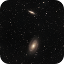 M81 and M82,                                andrey_ch