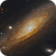 M31 Andromeda Galaxy,                                Norman Fuerst