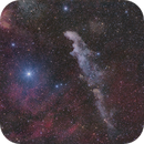 IC2118 the Witch Head Nebula & friends! ,                                Mohammad Nouroozi