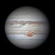 The rotation of Jupiter in 6.5mins,                                Niall MacNeill